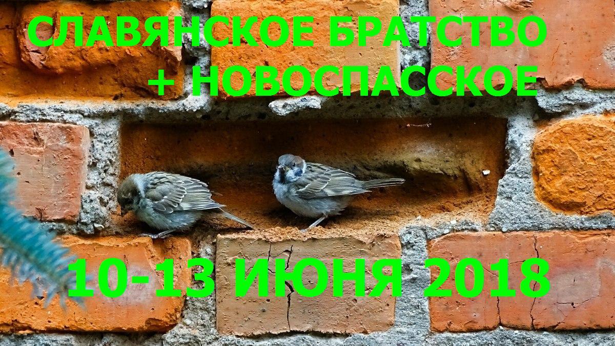 Славянское братство+Новоспасское
